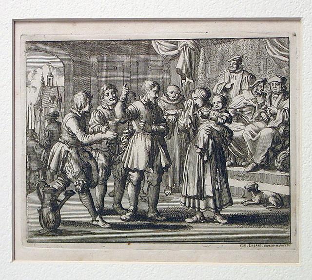 Capture of Gerard Hasepoot, Nijmegen, 1556